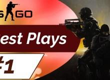 CSGO BEst Plays Episodio 1