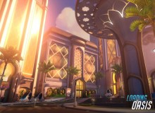 Overwatch Oasis Map