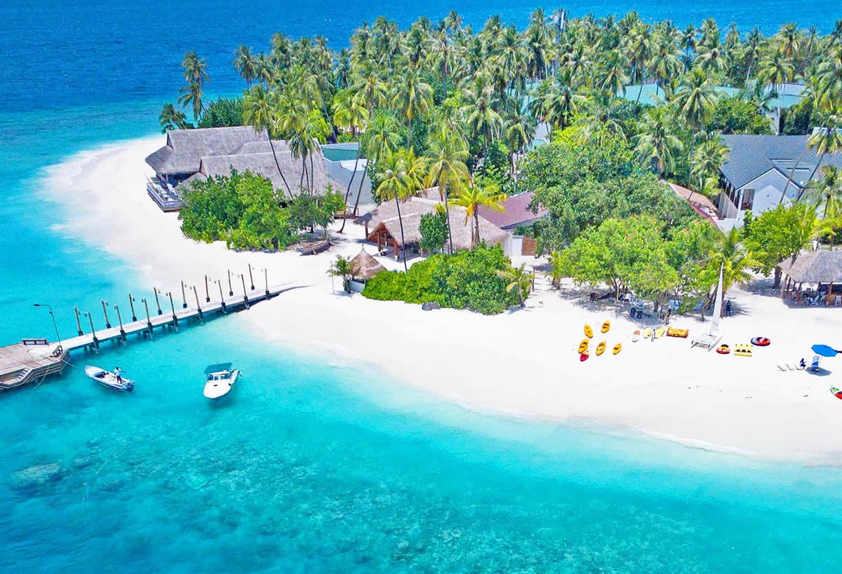 Malahini Kuda Bandos Resort Maldives Magazine