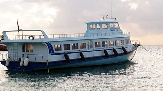 thulusdhoo local ferry