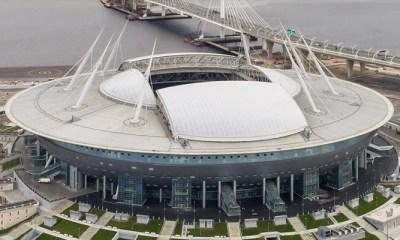 Krestovsky Stadium | Saint Petersburg | Russia