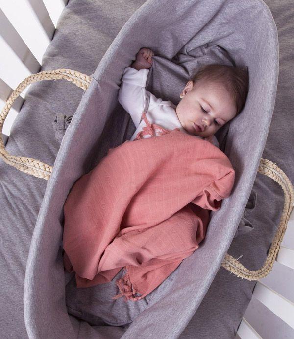 Presvlaka za košaru za bebe Moses Childhome