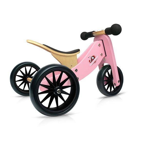 Rozi Tiny Tot 2u1 drveni bicikl