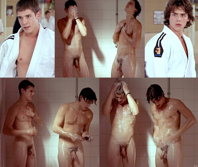 There Is Some Spectacular Nude Scenes With Some Really Sexy French Male Celebs In The Movie Douches Froides