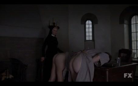 Evan Peters Naked On American Horror Story