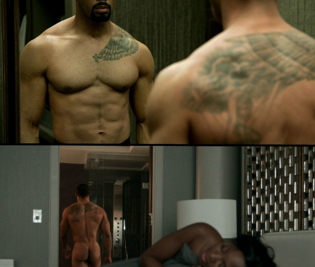 Check Out These Naked Black Male Celebs