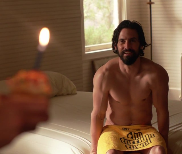 Milo Ventimiglia Naked And Exposed