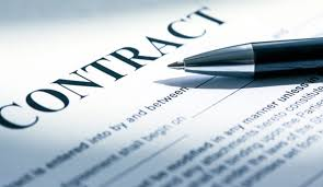 Contract For A Sub