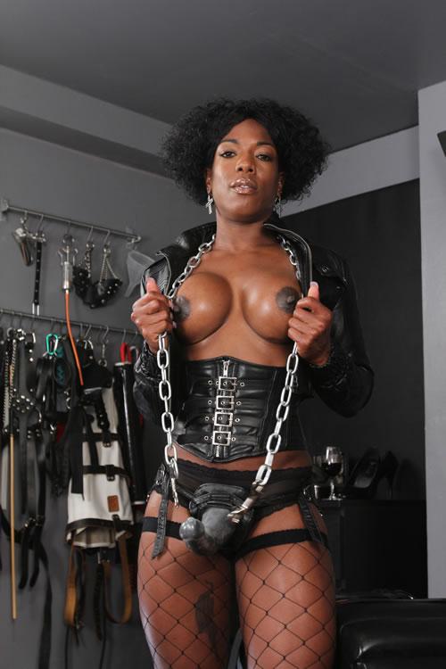 Black BDSM
