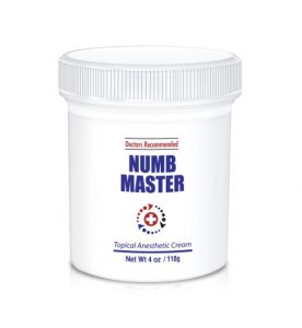 Numb Master anesthetic gel