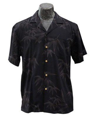 discreet Hawaiian shirt