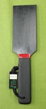 mean rubber paddle