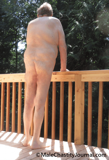 naked lion outdoors