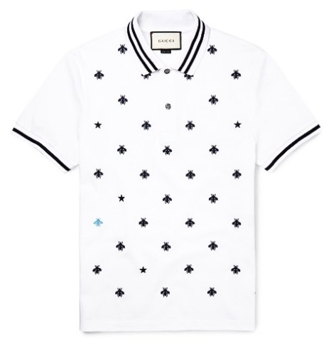 https://www.mrporter.com/en-us/mens/gucci/slim-fit-embroidered-cotton-blend-pique-polo-shirt/704513?ppv=2