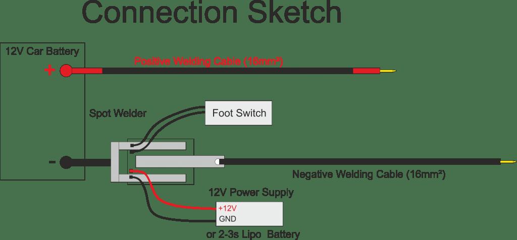 Arduino Spot Welder Quick Start Guide (V2.2 or older