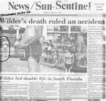Douglas Wilder, serial killer