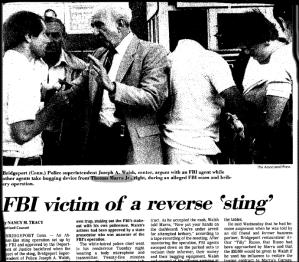Robert Marra, FBI informant and murderer.