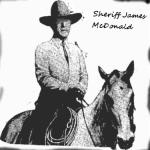 Sheriff James McDonald