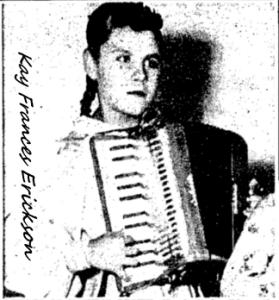 Kay Frances Erickson