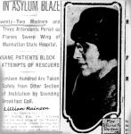 Lillian Raizen, murderess