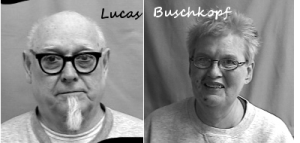 Buschkopf and Lucas mugs