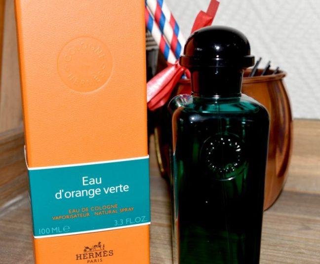 Eau d'Orange Verte