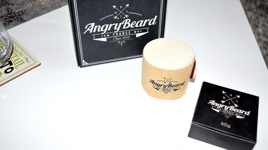 Les soins Angrybeard à la rescousse de votre barbe !