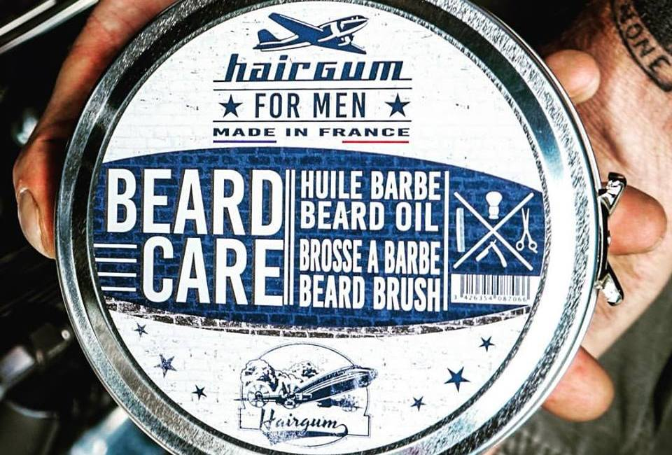 Coffret Hairgum Beard Care