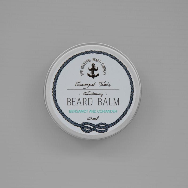 Baume à barbe Bergamot and Coriander the Brighton Beard Company