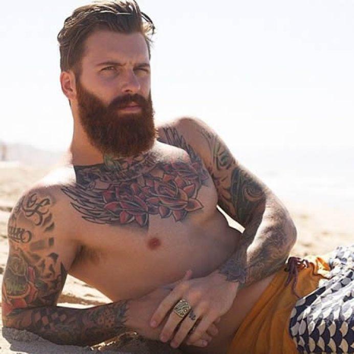 prendre soin de sa barbe en été