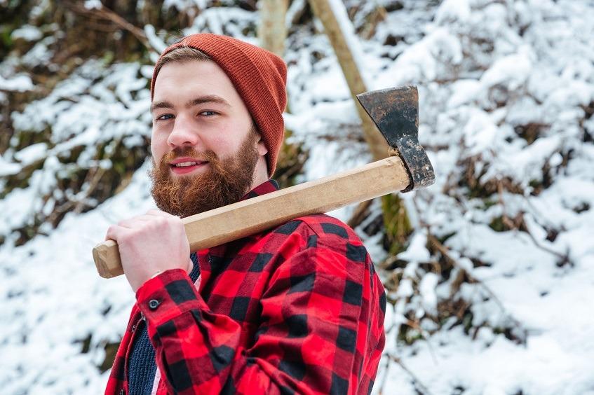 Préparer sa barbe pour l'hiver