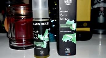 Huile à barbe Man's Beard bio
