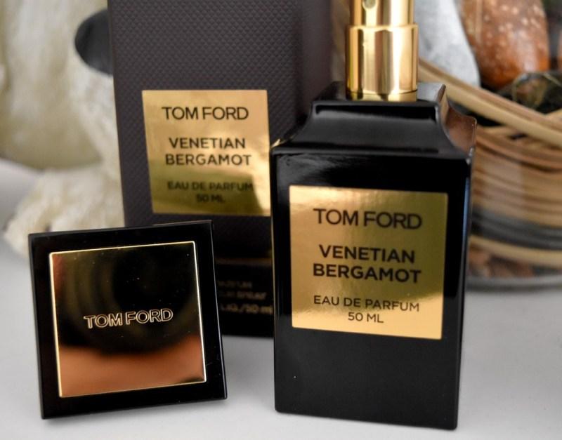 Venetian Bergamot by Tom Ford, un jus idéal pour l'été - test & avis