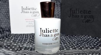 Moscow Mule Juliette Has a Gun
