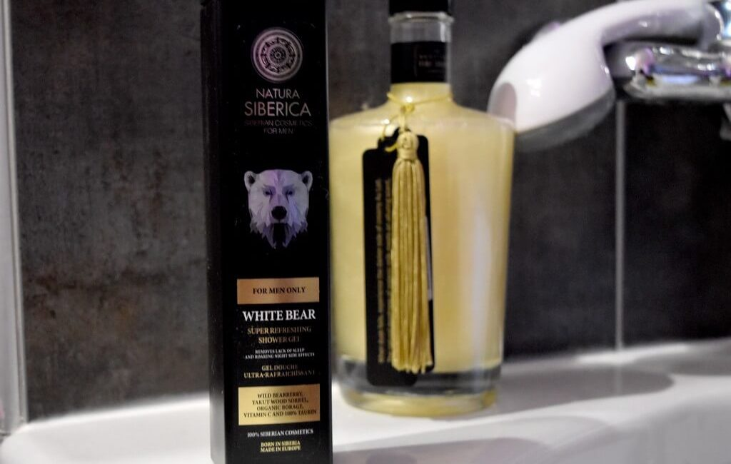Gel douche White Bear Natura Siberica