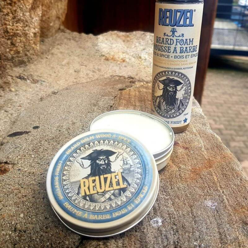Reuzel Wood and Spice