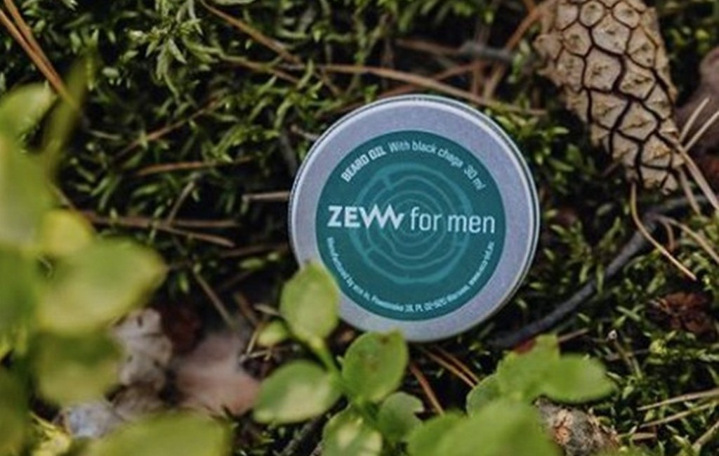 Huile à barbe Zew For Men