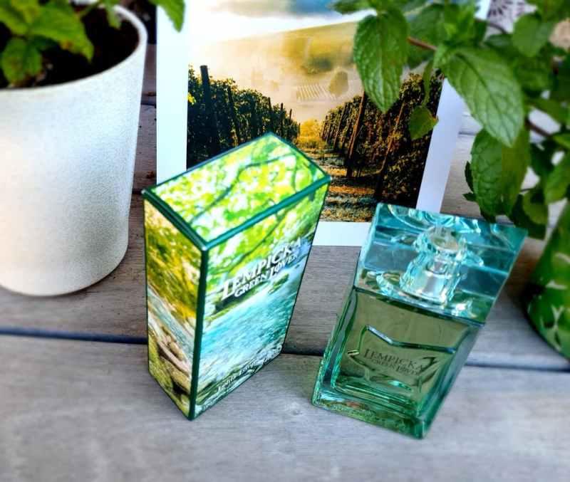 Avis Lempicka Green Lover