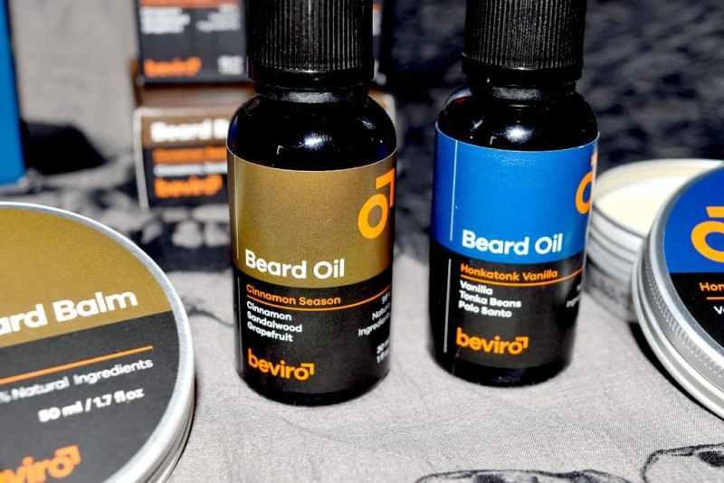 avis sur les soins à barbe Beviro