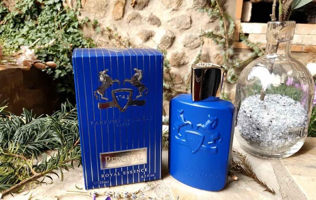 Percival parfums de Marly