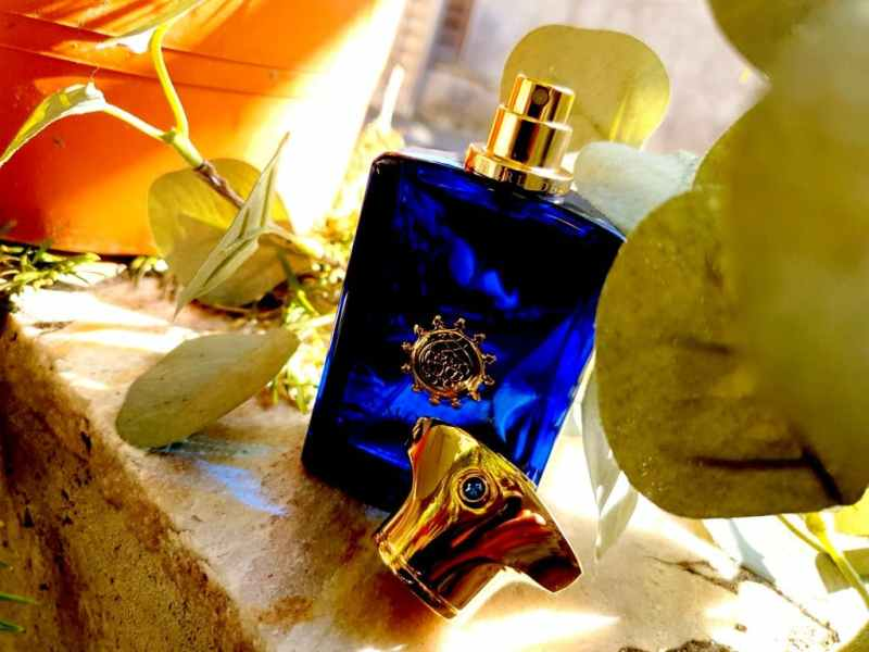 Amouage Interlude - avis