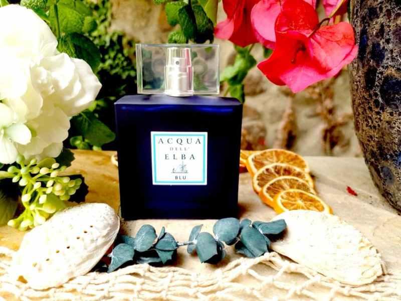 Acqua Dell'Elba Blu, magnifique au de toilette, idéale pour l'été