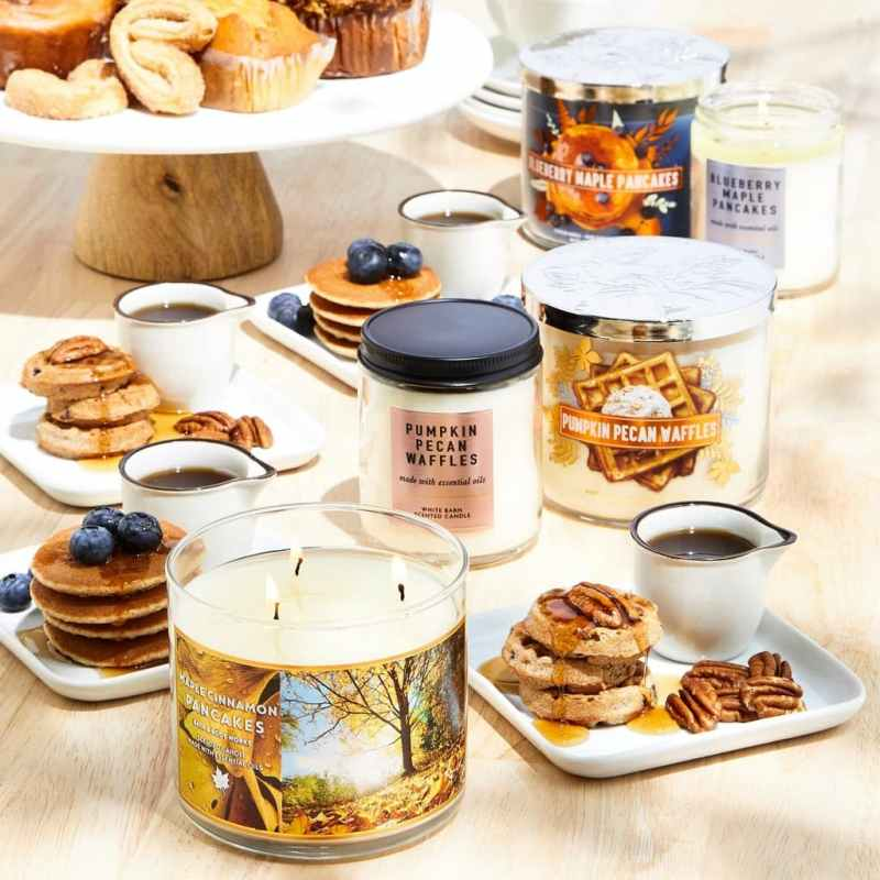 Bougies parfumées artisanales