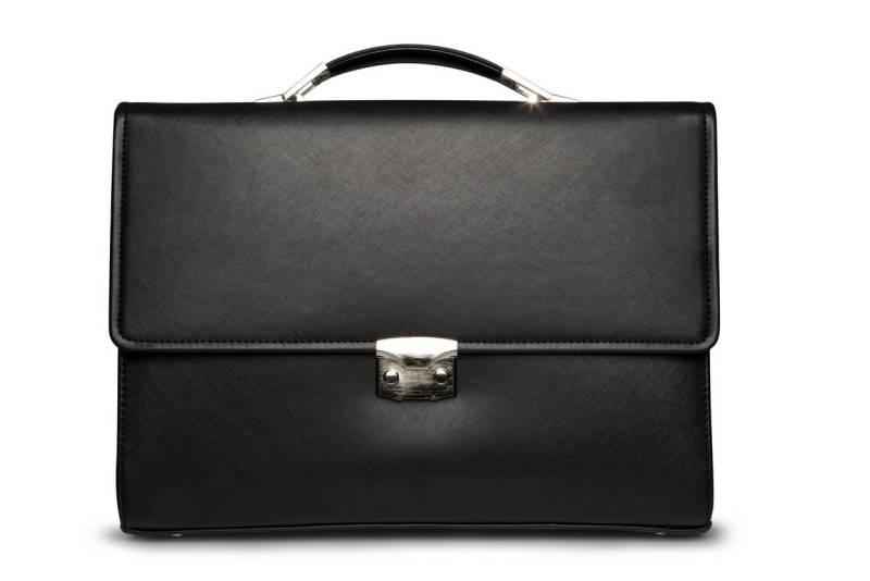 porte-documents cuir