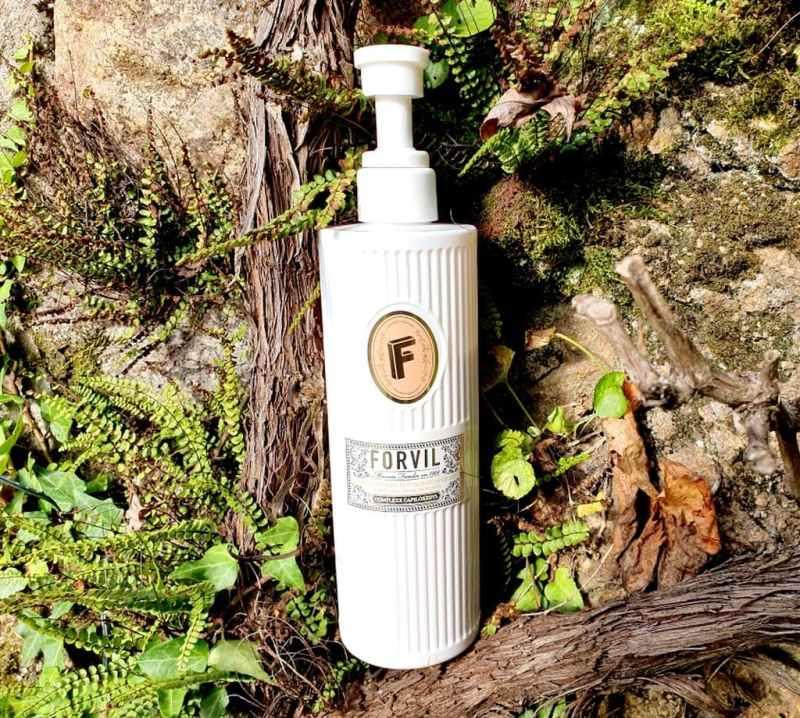 Soins FORVIL : après-shampoing revitalisant