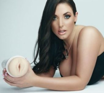 Angela White Fleshlight Entrance