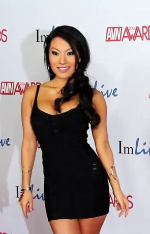 Image of Asa Akria at AVN Awards 2014