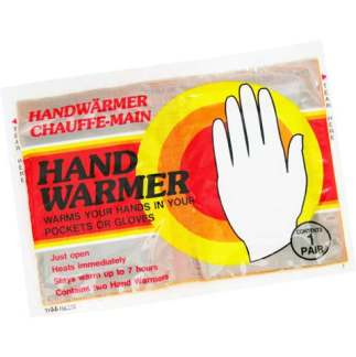 Hand Warmer - Warming Your Sex Toy