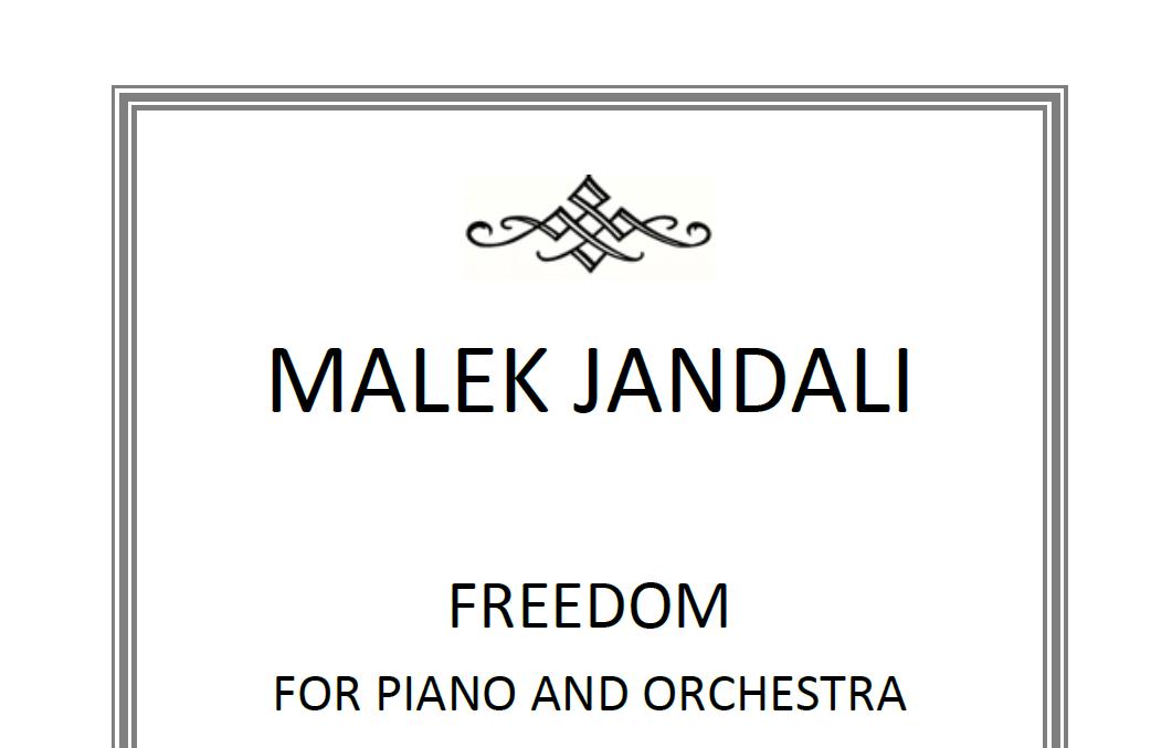 Freedom – Malek Jandali