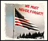 Let us never forget!